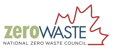 National Zero Waste Council logo.