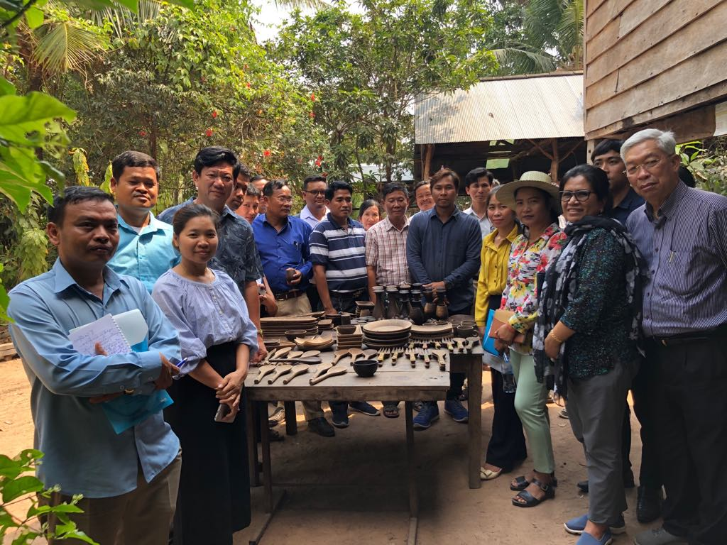 Training helps entrench LED in Cambodian political planning