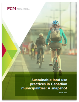 Report: Sustainable land use practices in Canadian municipalities