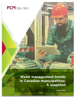 Report: Water management trends in Canadian municipalities