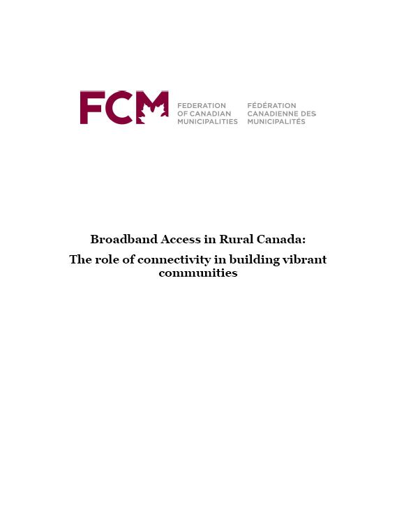 Broadband Access in Rural Canada