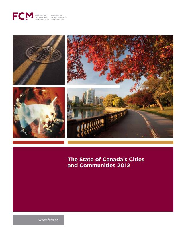 State of Canada's Cities and Communities 2012