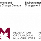 Government of Canada (ECCC) and FCM logo