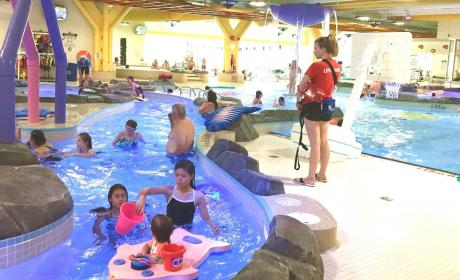 A new pool and fitness centre in Cariboo